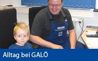 Alltag bei GALÖ